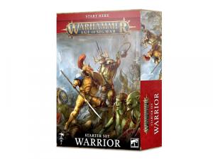 Warhammer Age of Sigmar: Warrior Starter Set