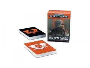 Kill Team: Tac Ops Cards