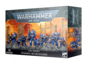 Warhammer 40000: Primaris Intercessors