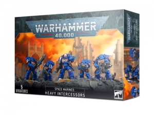 Warhammer 40000: Heavy Intercessors