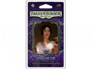 Arkham Horror LCG: Jacqueline Fine Investigator Starter Deck - EN