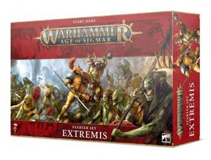 Warhammer Age of Sigmar: Extremis Starter Set