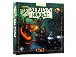 Arkham Horror 2ed CZ
