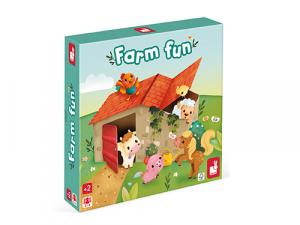 Zábava na farme