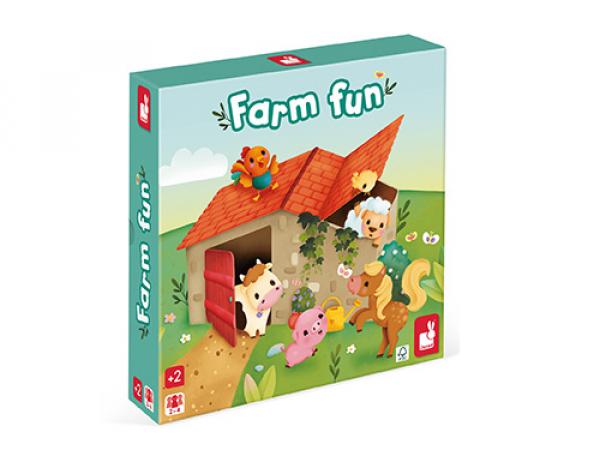 Zábava na farmě