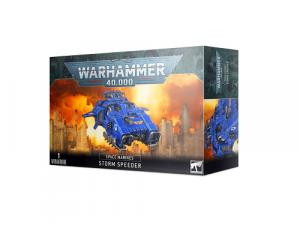 Warhammer 40000: Space Marines - Storm Speeder