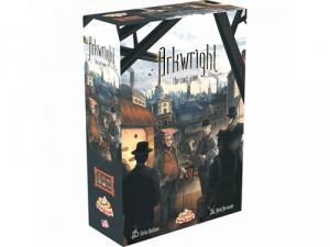Arkwright: Karetní hra CZ+ENG