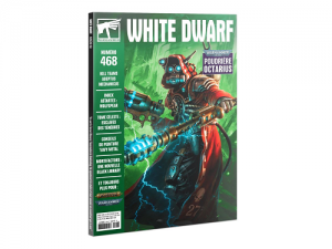 Warhammer White Dwarf 468 (9/2021)