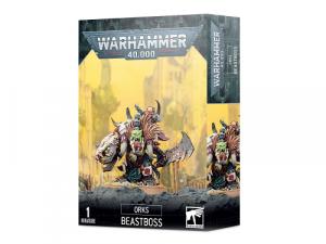 Warhammer 40000: Orks Beastboss