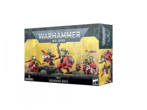 Warhammer 40000: Orks Squighog Boyz
