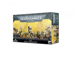 Warhammer 40000: Orks Beast Snagga Boyz