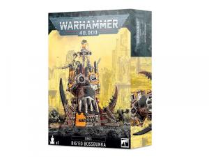 Warhammer 40000: Orks Biged Bossbunka