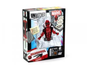Unmatched: Deadpool - EN