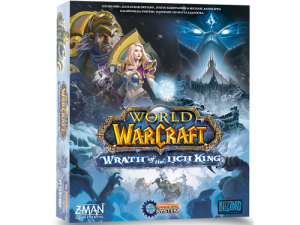 World of Warcraft: Wrath of the Lich King CZ (Pandemic system)