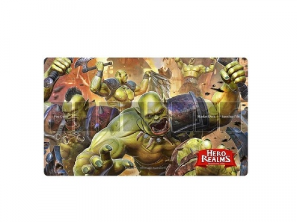 Hero Realms Playmat - Rampage