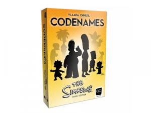 Codenames: The Simpsons Family Edition - EN