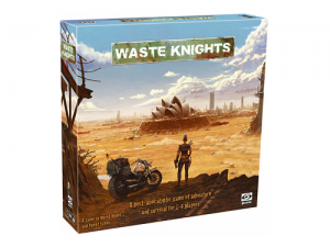 Waste Knights 2nd Edition - EN