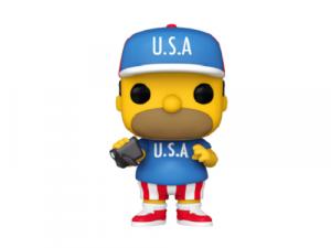 Funko POP! Simpsons - USA Homer