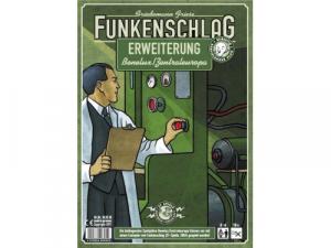 Funkenschlag Erw. 2: Benelux/Zentraleuropa
