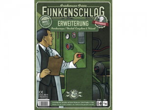 Funkenschlag Erw. 8 (Recharged Version): Nordeuropa/United Kingdom & Ireland