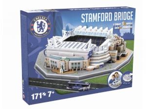 NANOSTAD: 3D puzzle - Stamford Bridge (Chelsea FC)