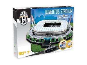 NANOSTAD: 3D puzzle - Juventus Stadium (Juventus)