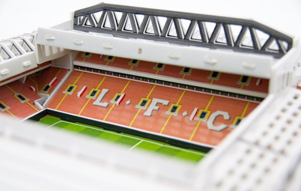NANOSTAD: 3D puzzle - Anfield (Liverpool FC)