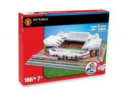 NANOSTAD: 3D puzzle - Old Trafford (Manchester United)