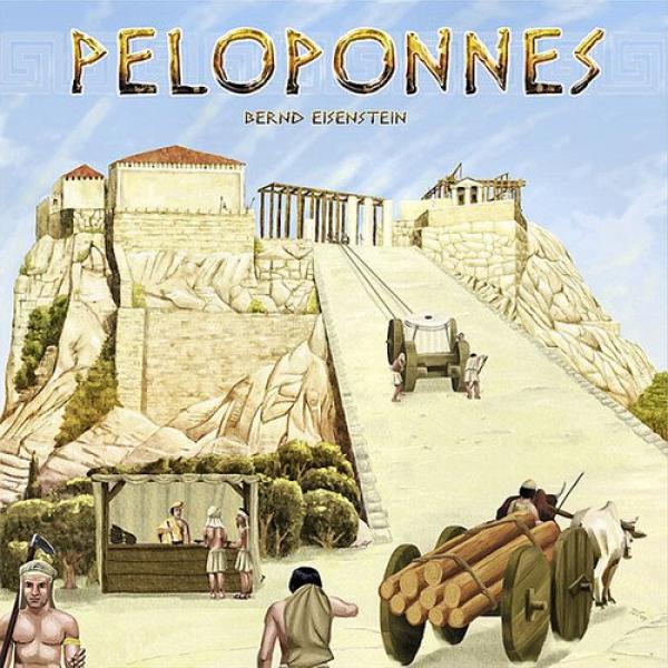 Peloponnes + Peloponnes Box