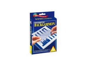 Backgammon - cestovný, magnetický