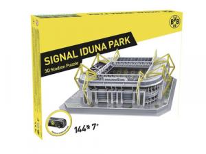 NANOSTAD: 3D puzzle - Signal Iduna Park (Dortmund)