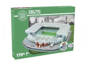 NANOSTAD: 3D puzzle - Celtic Park (Glasgow)