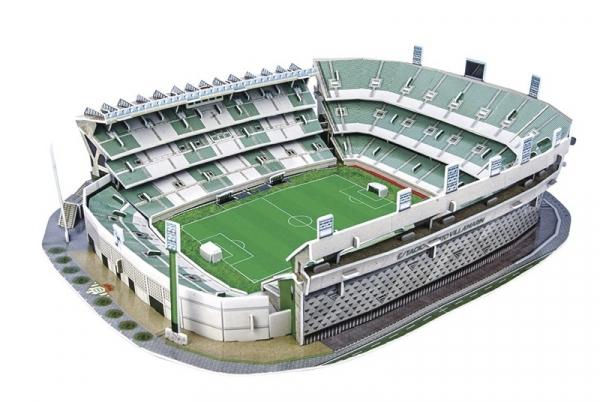 NANOSTAD: 3D puzzle - Benito Villamarín (Betis)