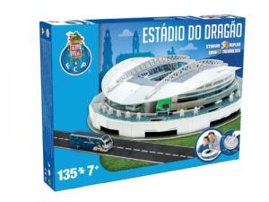 NANOSTAD: 3D puzzle - O Dragao (Porto)