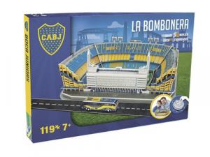 NANOSTAD: 3D puzzle - La Bombonera (Boca Juniors)