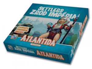 Settlers: Zrod impéria Atlantída