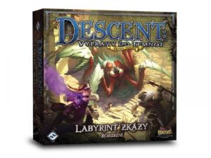 Descent: Výpravy do Temnot - Labyrint zkázy