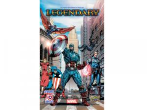Legendary: Marvel Captain America 75th Legendary Small Box Expansion