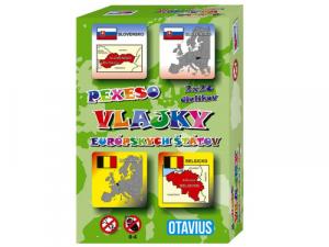 Pexeso Vlajky