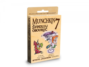 Munchkin 7: Švindluj obojruč