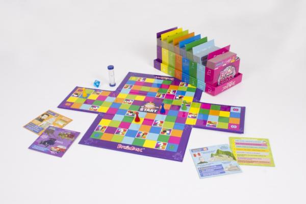 V kocke! Stolová hra