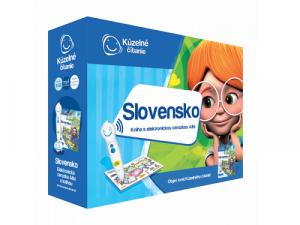Albi Kúzelné čítanie - Slovensko s elektronickou ceruzkou