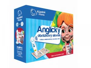 Albi Kúzelné čítanie - Anglický obrázkový slovník s elektronickou ceruzkou