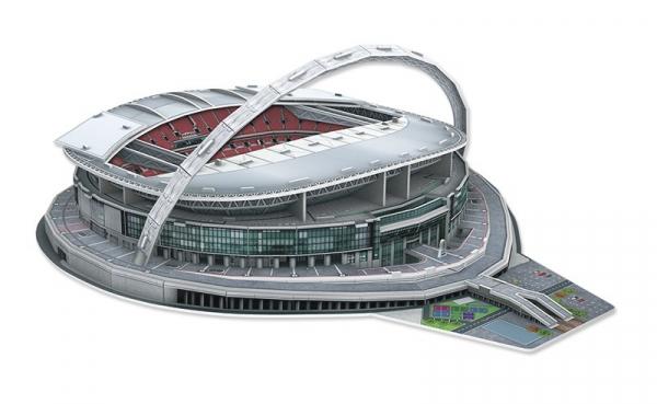 NANOSTAD: 3D puzzle - Wembley