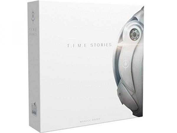 T.I.M.E. Stories CZ