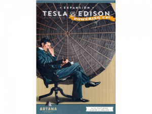 Tesla vs. Edison Expansion: Powering Up